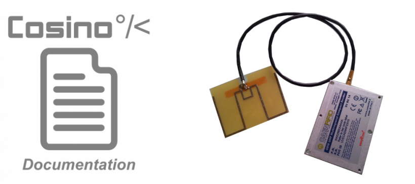 UHF RFID Long Range Reader