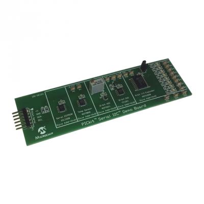 i2c sensors board