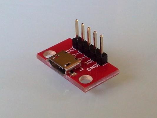usb device type microB