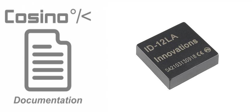LF RFID Low Voltage Reader