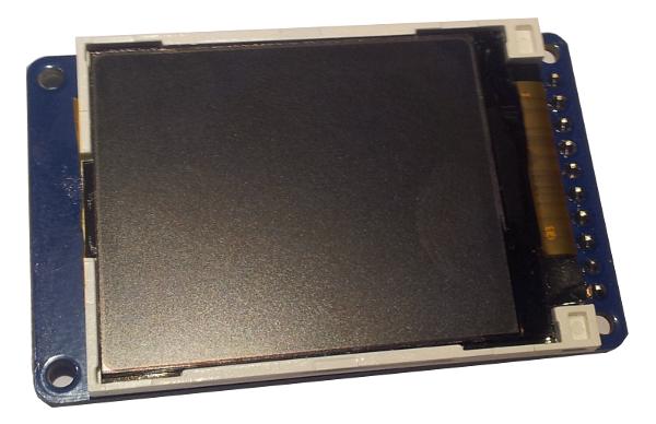 TFT LCD 160x128