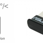 Using a Bluetooth USB dongle