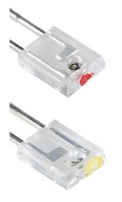 infrared emitter detector