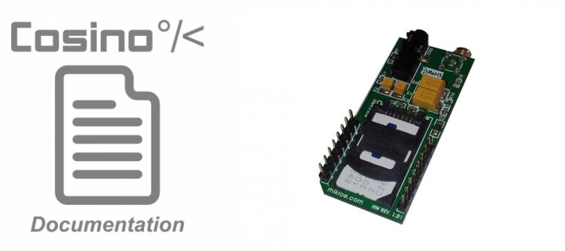 Serial GSM/GPRS module